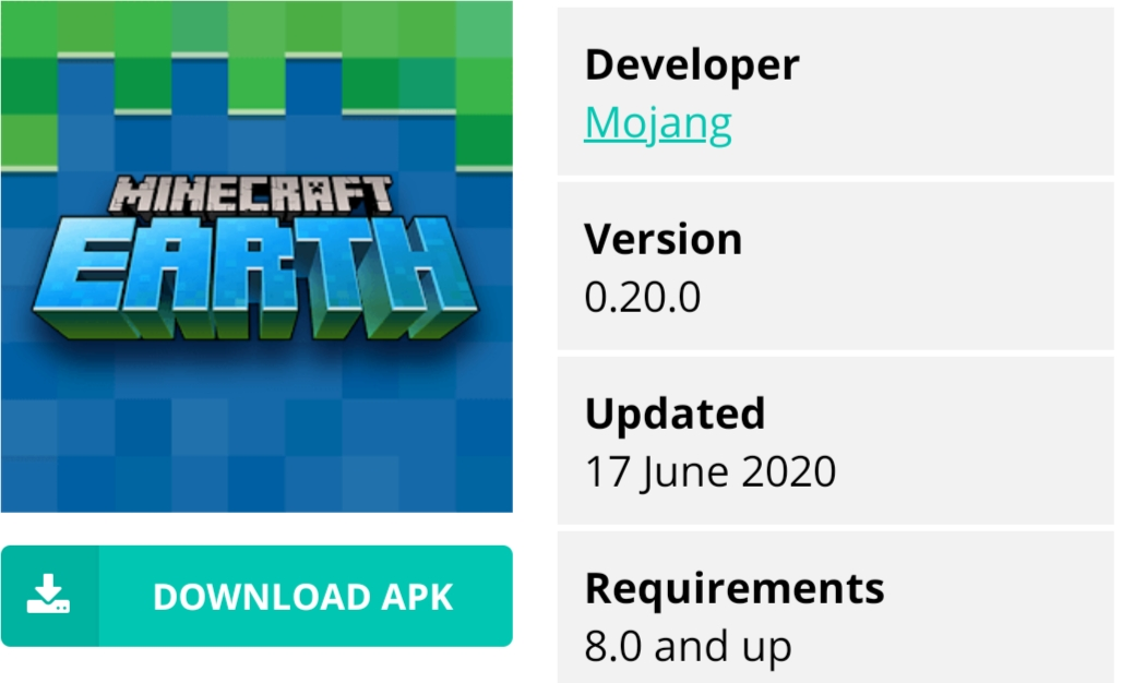 The Newest Version of MineCraft Game For Your Android