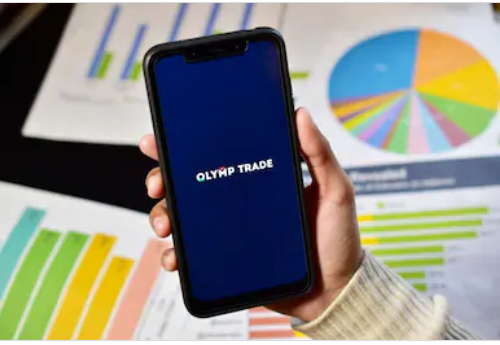 How do you get a broker in Olymp trade?