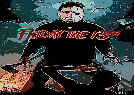 Friday The 13th New Song By Shalom Kolontarov
