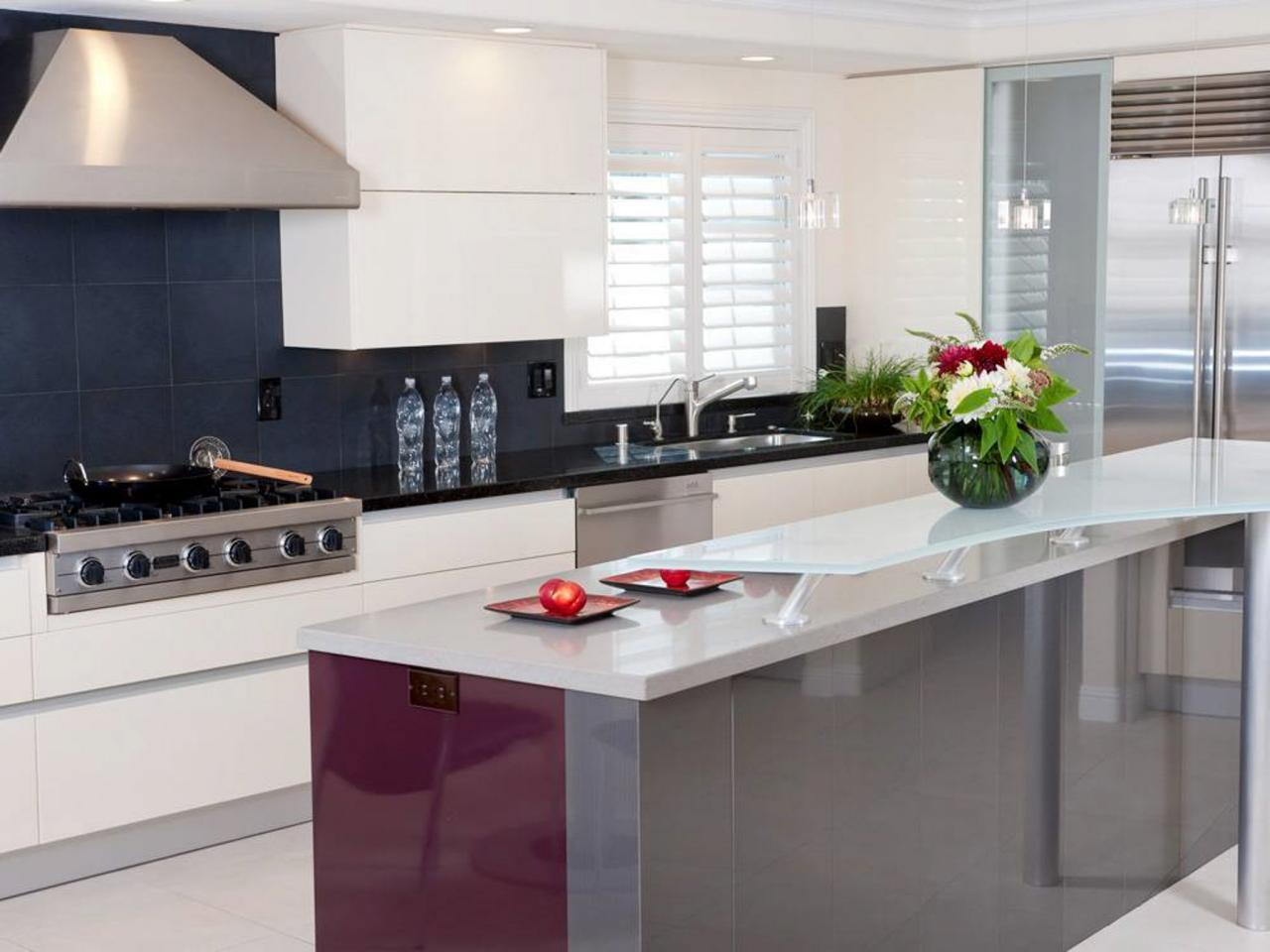 Modern Small Kitchen Decorating Ideas
