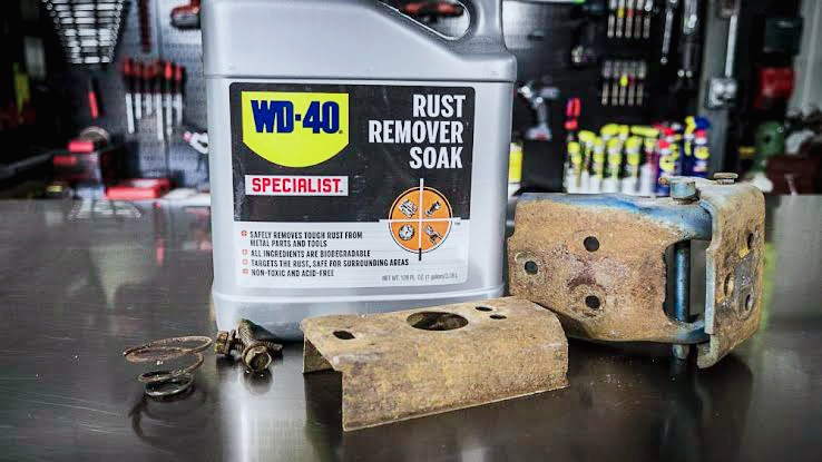 Best Rust Remover with WD-40 in 2021