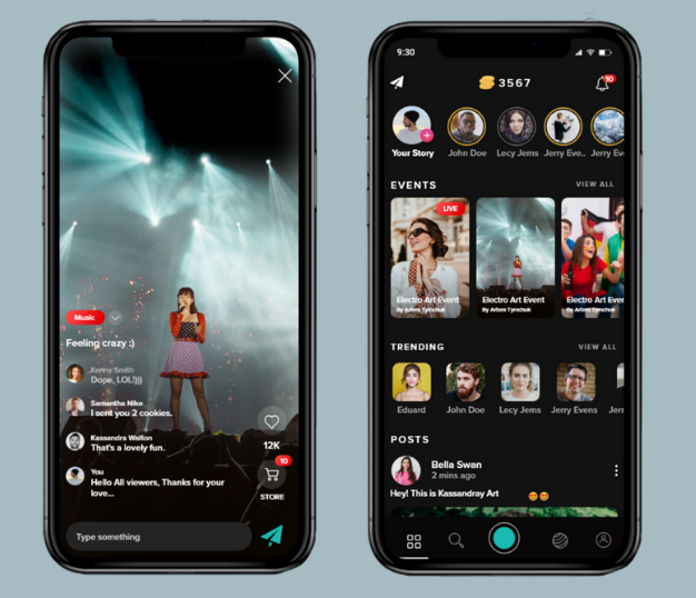 UK Startup creates a live streaming service that pays users just to watch