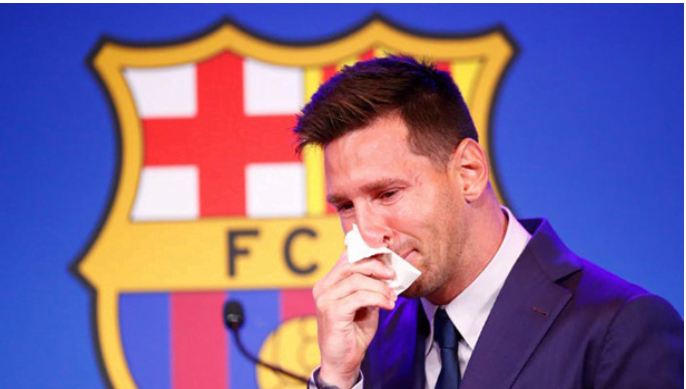 Barca thought Messi would play for free