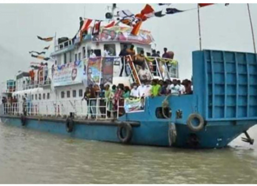 C-truck movement stopped due to mechanical faults and naval crisis in Jamuna river