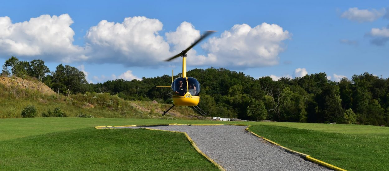 Chintan Patel – A Moment Spent Well On A Green Helipad